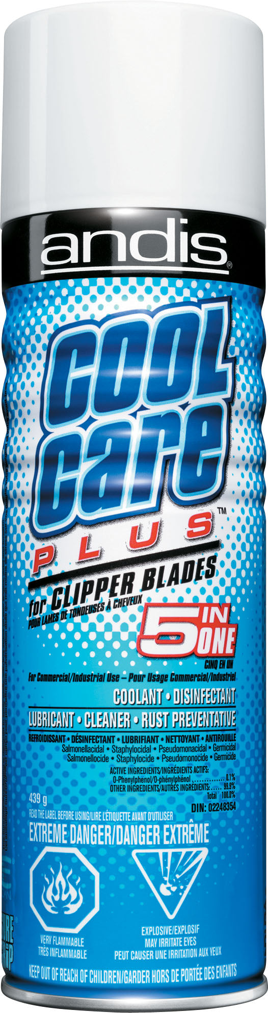 Cool Care Plus 5 In 1 For Clipper Blades
