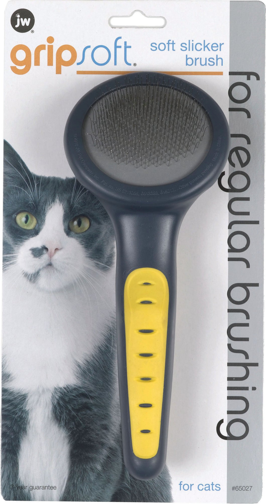 Gripsoft Cat Slicker Brush