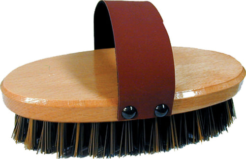 Nifty Mud Brush For Horses