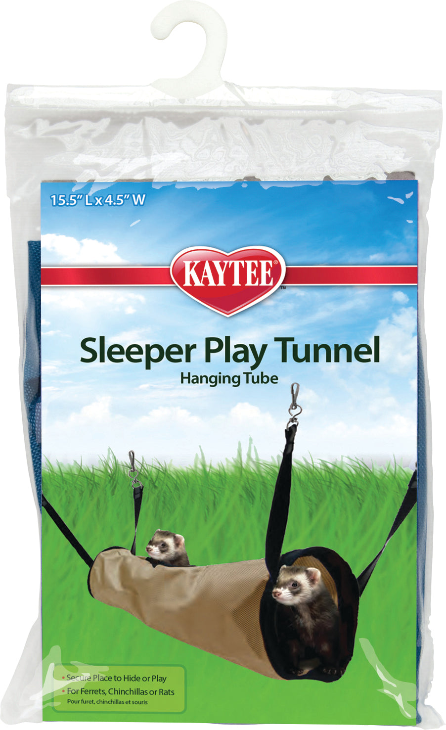 Hanging Tube Sleeper Play Tunnel