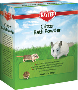 Critter Bath Powder