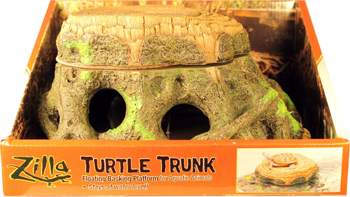 Turtle Trunk Floating Platform