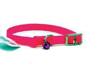Braided Safety Cat Collar