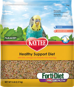 Forti-diet Pro-health Egg-cite Parakeet Food