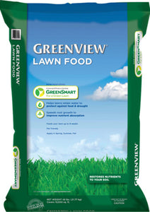 Greenview Lawn Food With Greensmart 22-0-4