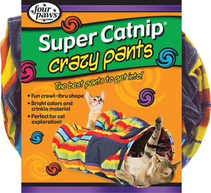 Crazy Pants Cat Tunnel