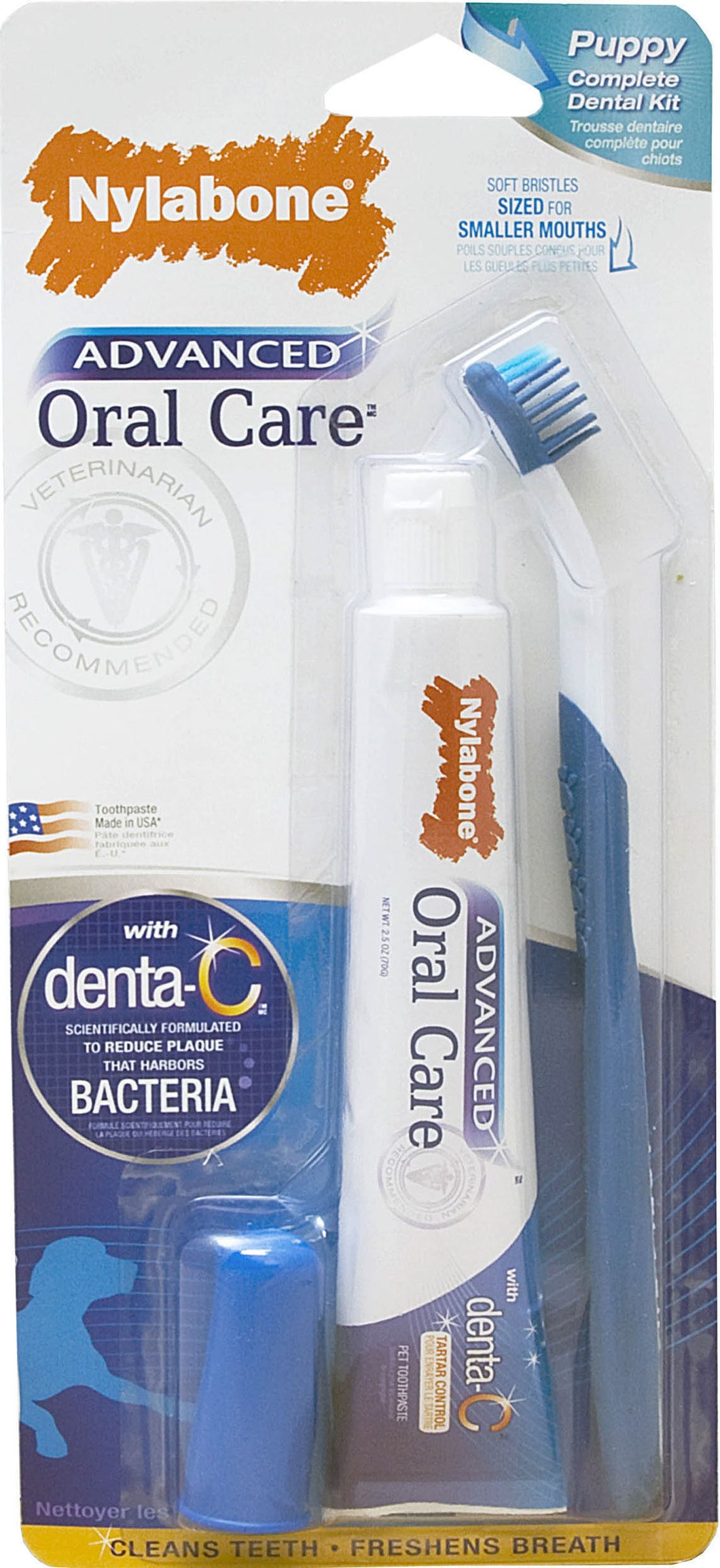Advanced Oral Care Puppy Dental Kit