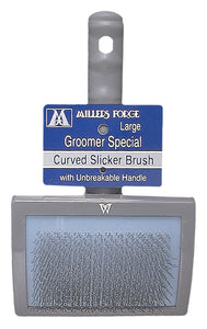 Curved Slicker Brush
