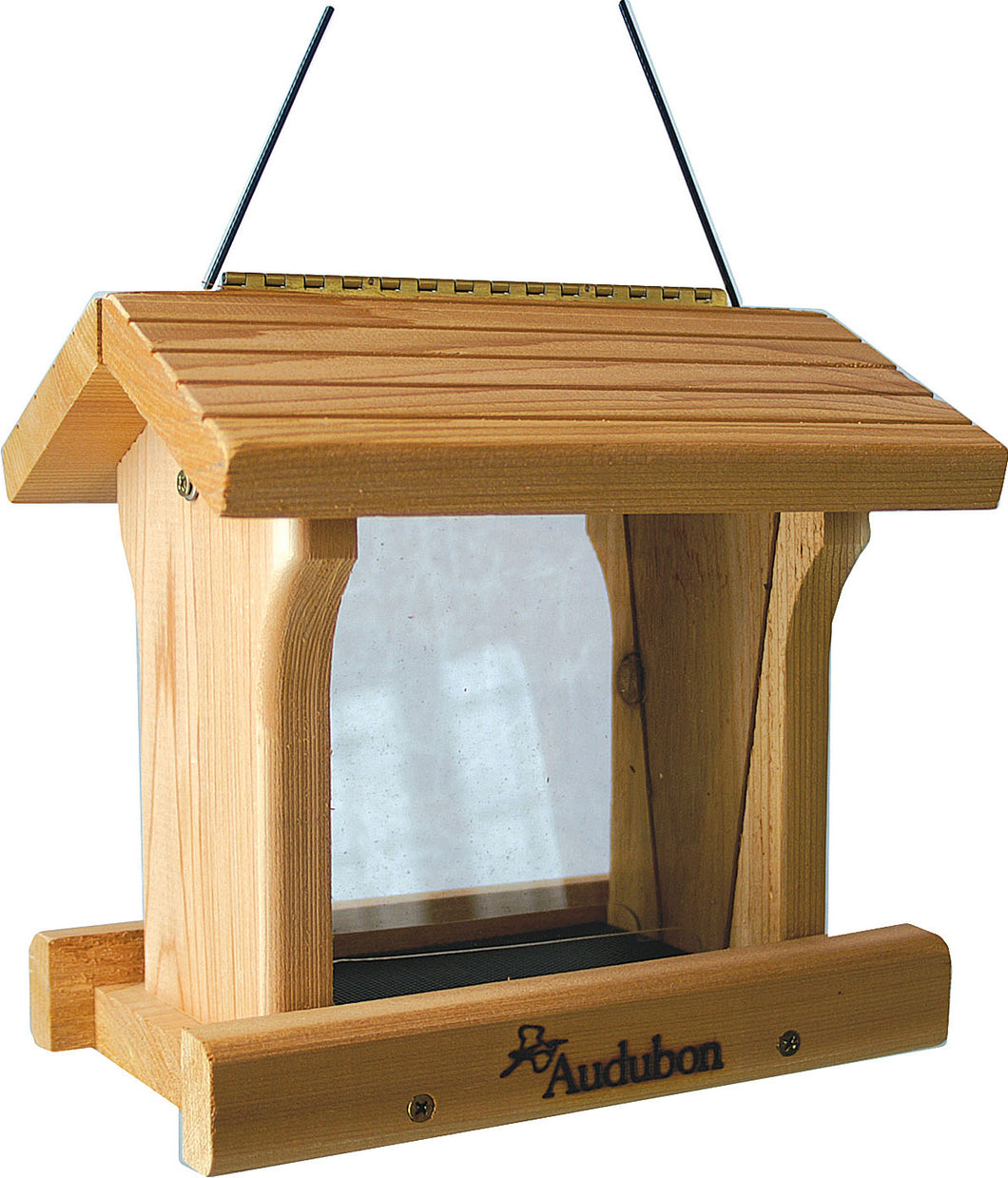Cedar Wood Ranch Style Bird Feeder