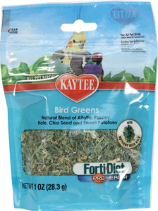 Foraging Treat Bird Greens - All Birds