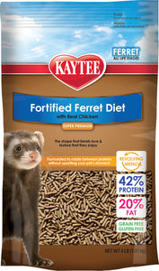 Fortified Ferret Diet