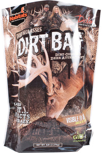 Dirt Bag Dried Molasses Deer Attractant