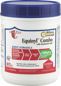 Equinyl Combo W/hyaluronic Acid For Horse Joints