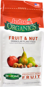 Jobe's Organics  Fruit & Nut Granular Plant Food