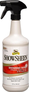 Absorbine Showsheen Showring Shine Detangler