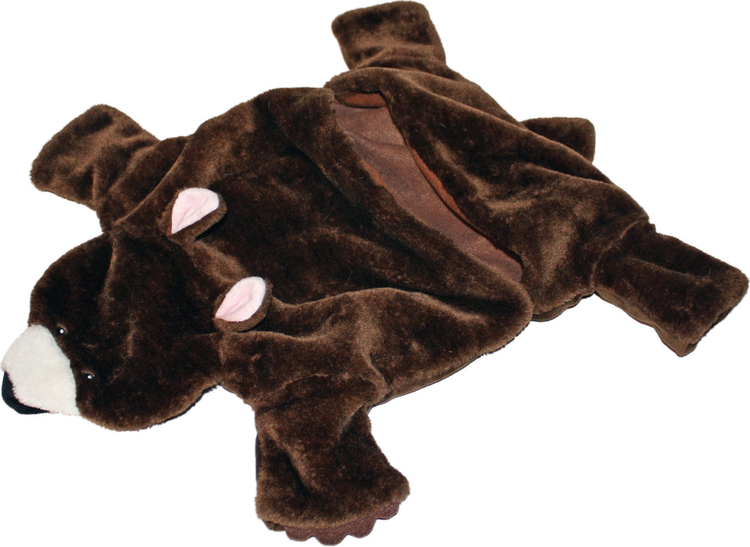 Bear Rug For Small Animals