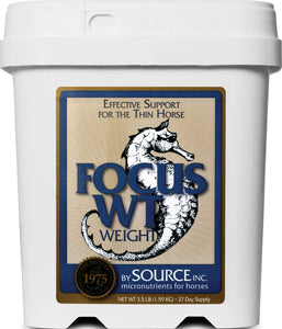 Focus Wt Weight Micronutrient For Horses