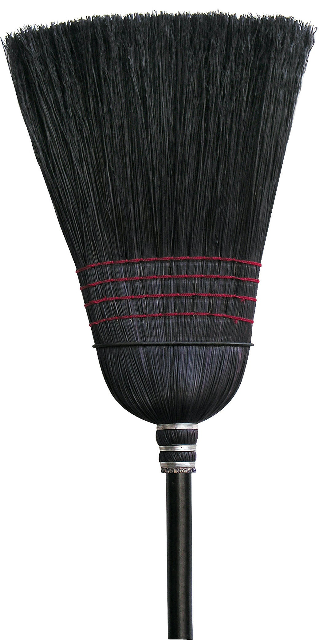 Warehouse 100% Black Corn Broom