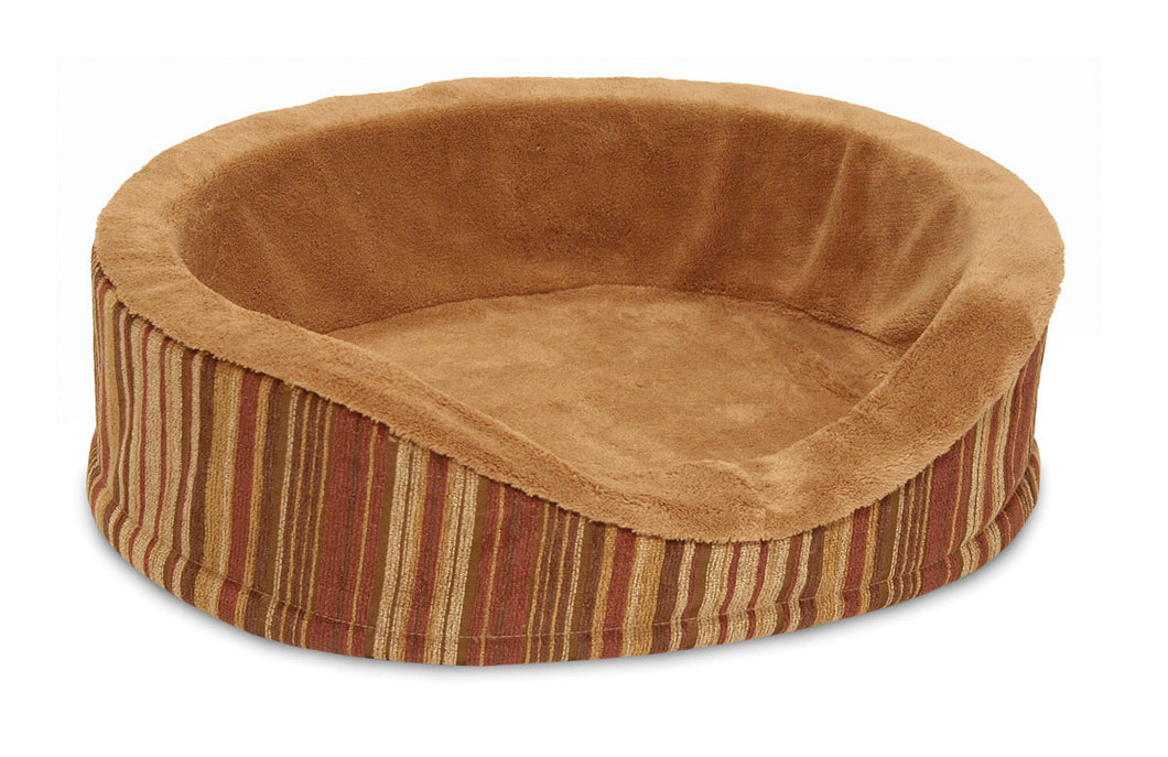 Antimicrobial Deluxe Oval Bed