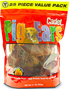Cadet Pig Ears Value Pack