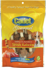 Load image into Gallery viewer, Cadet Gourmet Triple-flavored Shish Kabobs