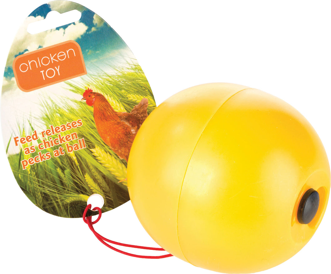 Chicken Toy Treat Dispenser