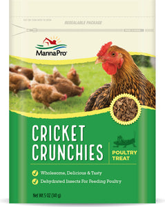 Cricket Crunchies