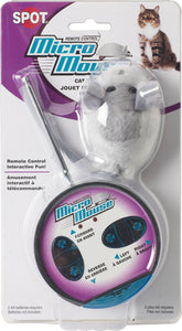 Remote Control Micro Mouse Cat Toy