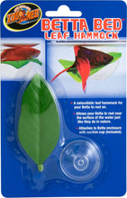 Load image into Gallery viewer, Betta Bed Leaf Hammock