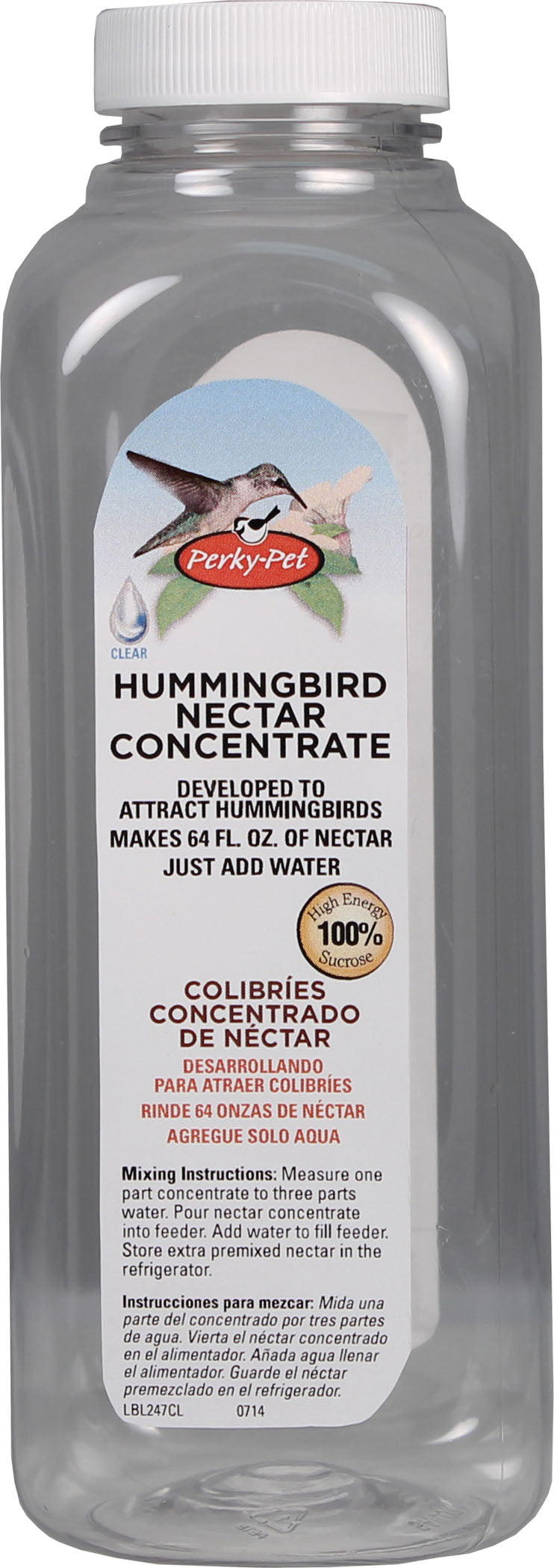 Hummingbird Nectar Concentrate