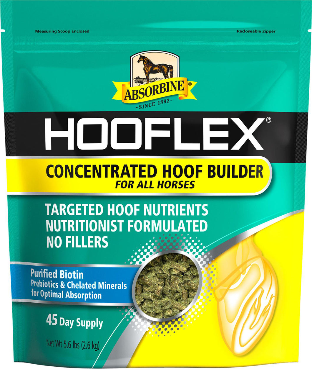 Absorbine Hooflex Concentrated Hoof Builder