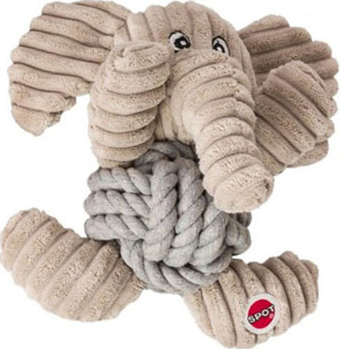 Plush Knot For Nothin' Dog Toy