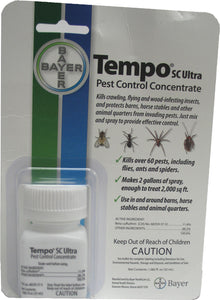 Tempo Sc Ultra Pest Control Concentrate