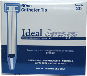 Catheter Tip Disposable Syringe