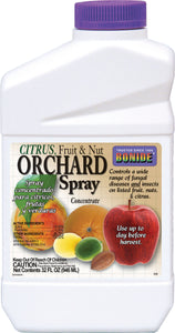 Citrus Fruit Nut & Orchard Spray Concentrate