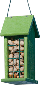 Going Green Full Shell Peanut Bird Feeder