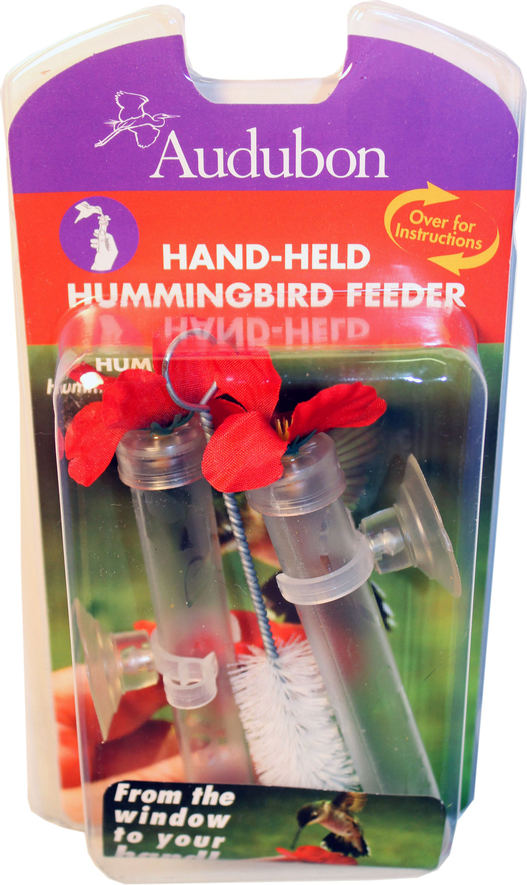 Feeder Hummingbird Hand Held