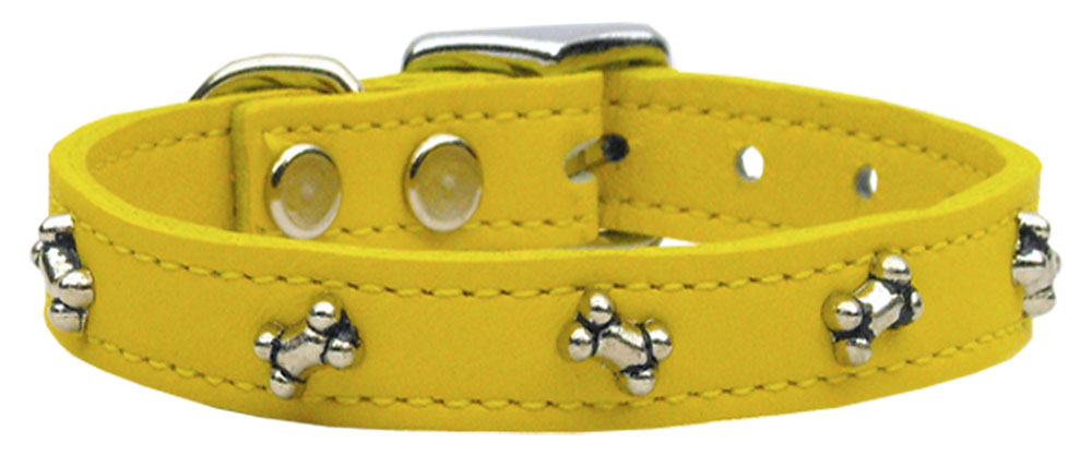 Bone Leather Yellow 26