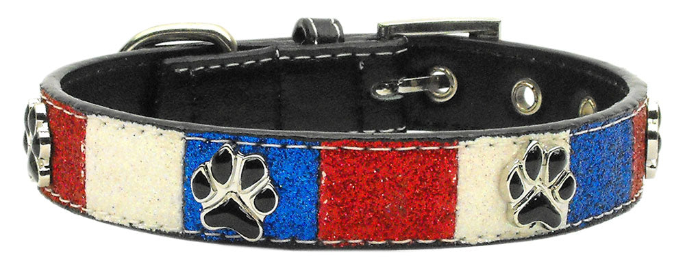 Patriotic Ice Cream Collars Paws Large