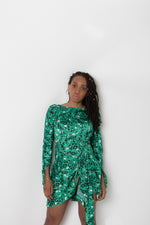 The Joe dress - Green