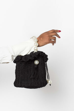 The Soneh bag - Black