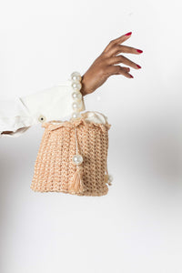 The Soneh bag - Beige