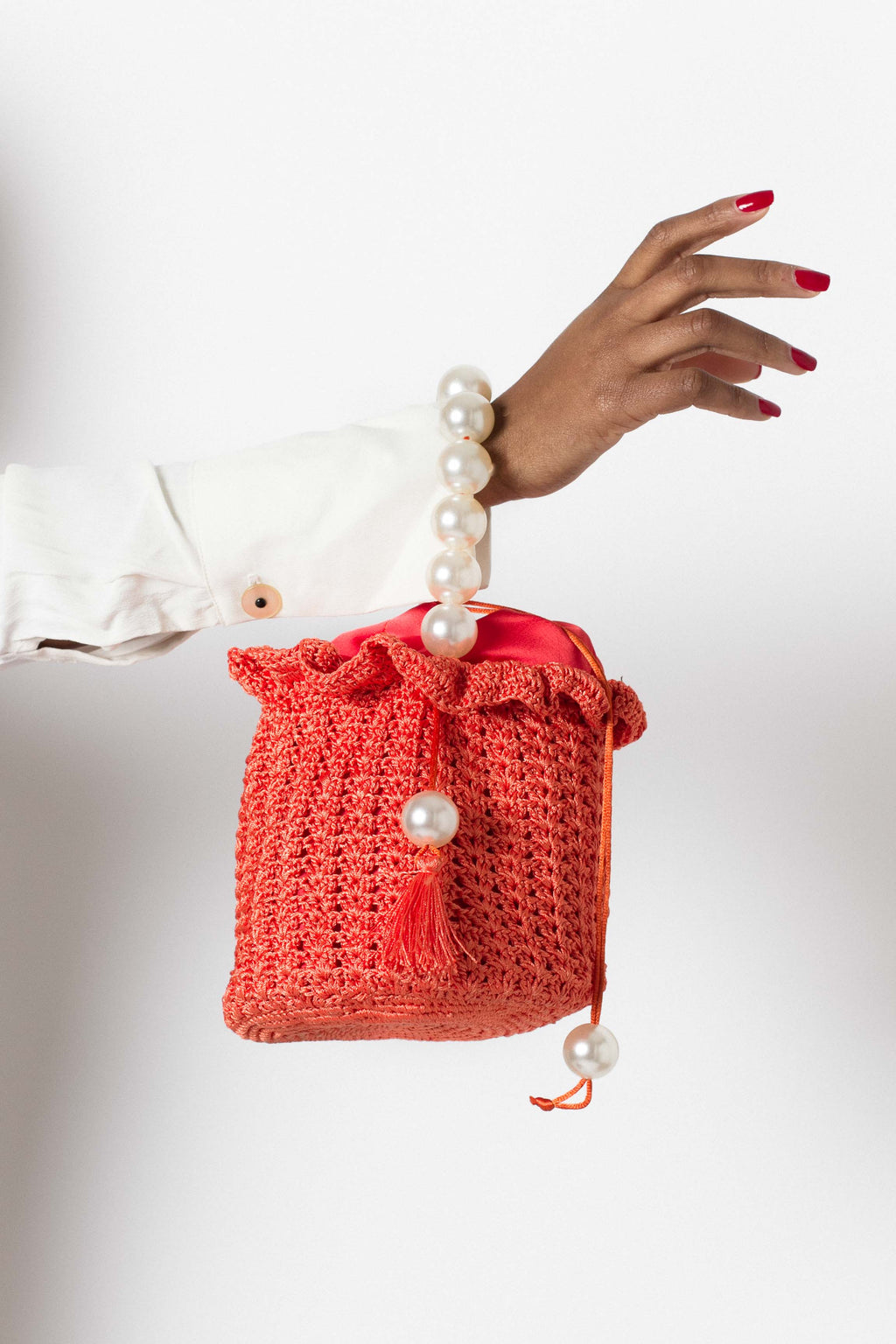 The Soneh bag - Orange