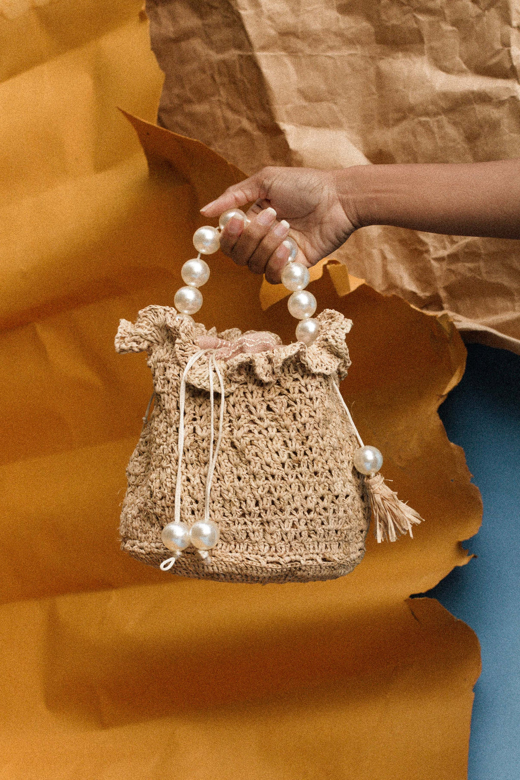 The Soneh bag - Natural