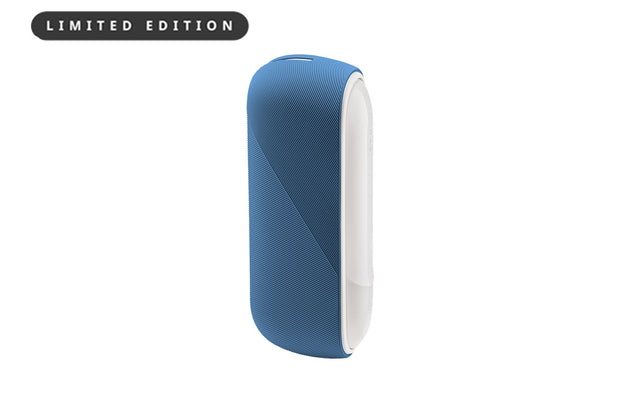 IQOS 3 / DUO Icy Blue Limited Edition Silicone Sleeve