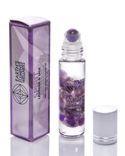 Amethyst Essential Oil Gemstone Roll On - SPIRIT