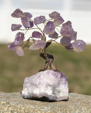 Amethyst Gemstone Tree Of Life