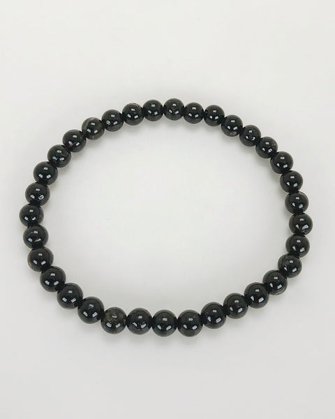Black Tourmaline Gemstone Bracelet