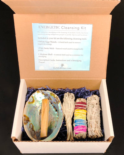 Energetic Cleansing Kit