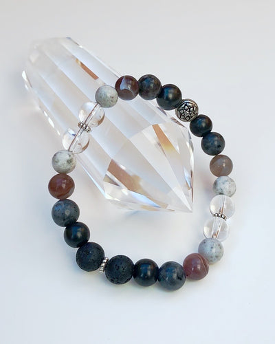 CREATING CHANGE - Gemstone Bracelet